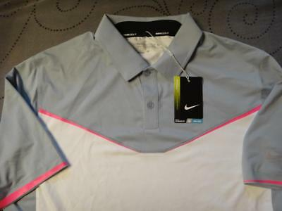 4d82ba3ae552 NIKE GOLF TOUR Performance Dri-Fit Polo Shirt Size M Men Nwt  75.00 ...