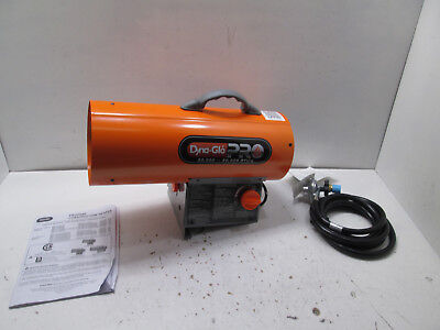 Dyna-Glo Pro- 60K BTU Forced Air Propane Portable Heater; MB-431C