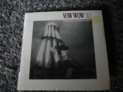 """Vow Wow RARE Helter Skelter 4 track 3"""" CD extended mix Classic Metal"""