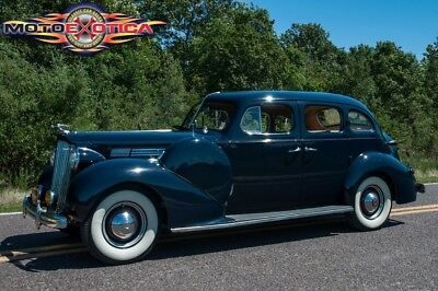 1938 Packard Super Eight Touring Sedan 1938 Packard Eight Touring Sedan