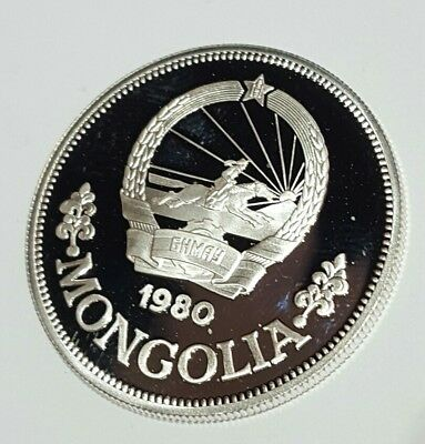 1980 Mongolia International Year Of The Child 25 Terper