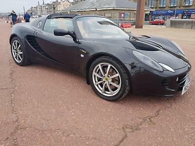 Lotus Elise 1.8 2004MY 111S SUPER CHARGED 215 BRAKE HORSE POWER SENSIBLE OFFERS