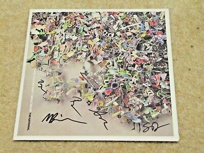"THE NATIONAL Signed 'Think You Can Wait' 7"" - Streets of London charity auction"