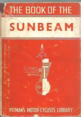 Sunbeam 250 350 500 600 Incl Light Solo Sports Model  9 (1928-39) Repair Manual