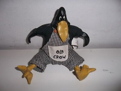 old crow doll