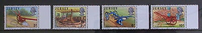 1975 JERSEY Complete Year Commemoratives MNH (6 sets)