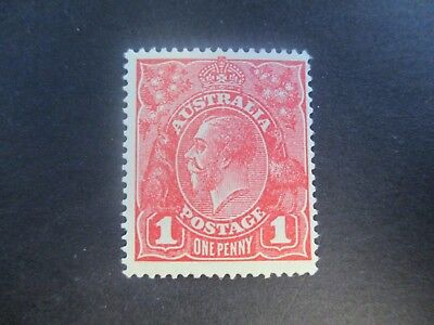 KGV Stamps: 1d Red  Mint - great item  (a151)