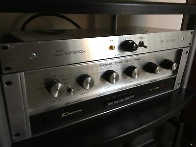 Crown SA 30-30 amplifier *Rare*