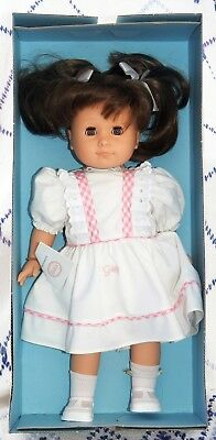 Gotz Vintage Doll - Sonja - Mint in Box - Made in Spain - No Reserve!