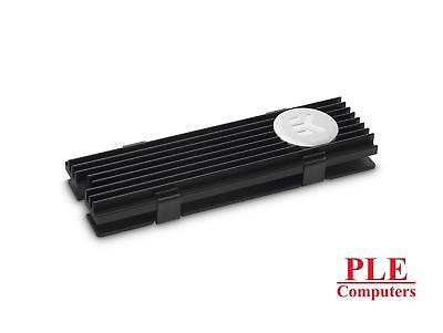 EK M.2 NVMe Heatsink - Black[3830046991737]