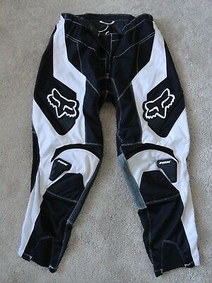 Fox Racing 180 Motocross Race Pants  34 Waist Adjustable Buckle