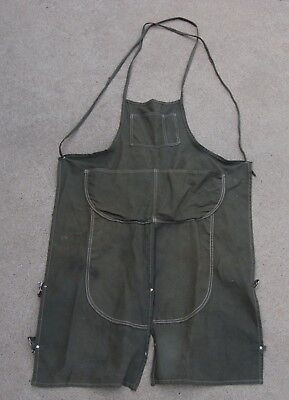 Work Apron Shop Apron One Size Fits All Leg Straps