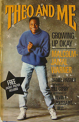 Theo And Me Growing Up Okay Malcolm Jamal Warner Book