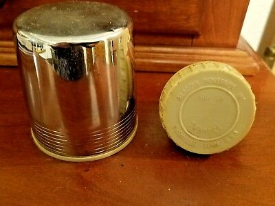 Vintage Replacement Aladdin Stanley Thermos Stopper - No.11 With Cup/Lid