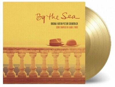 By The Sea soundtrack 180gm gold coloured vinyl LP gatefold NEW/SEALED