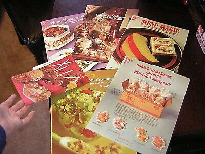 1975 NABISCO, Inc. Marketing Material Food Service Division