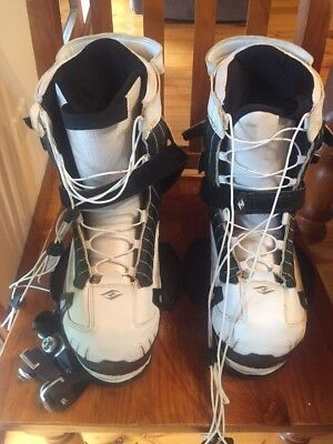Hyerlite Murray 2008 Bindings - USED - Good Condition - Size US 13-14
