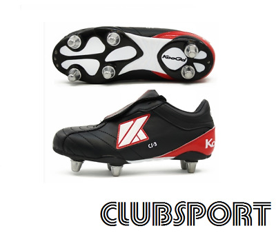 Kooga CS-3 LCST Rugby Boot - Size 5.5