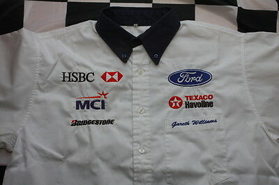 Stewart Grand Prix Team Genuine Mechanic Shirt 1997