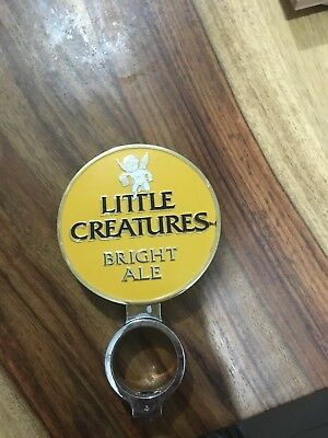 Little Creatures Bright Ale Beer Tap Badge
