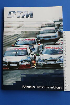 DTM 2006 Media Information | english Version