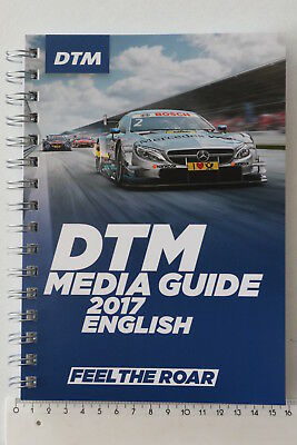 DTM 2017 Media Guide English | F3, Porsche Cup, Audi TT Cup | Alles zur Serie