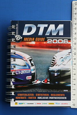 DTM 2006 Media Guide | F3 Euroserie, Porsche Cup, SEAT Supercopa VW Polo Cup