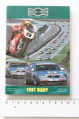 Brands Hatch 1997 Diary