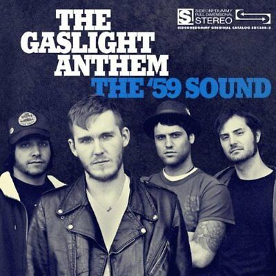 Gaslight Anthem 59 Sound Lp Vinyl 33Rpm New
