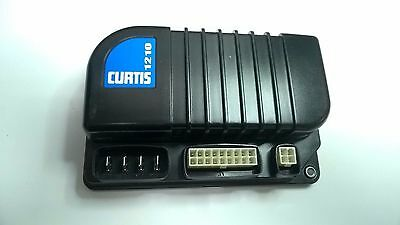 Curtis 1210-2401, Motor Speed Controller,24V, 70A, Ideal for Scooters & Sweeper