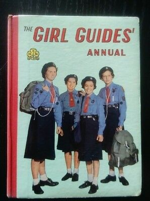 The Girl Guides Annual 1960
