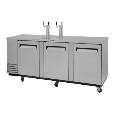 Turbo Air - TBD-4SD-N - 90 in Stainless Steel Draft Beer Dispenser