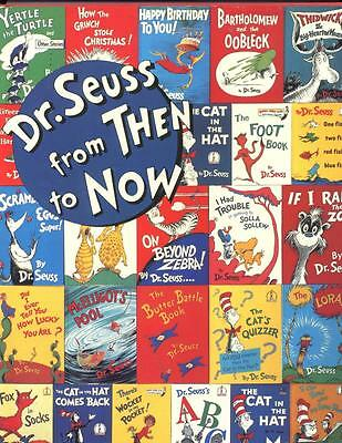 Dr Seuss From Then to Now     1986     Hardcover