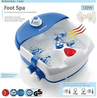 Pedicure foot SPA Relif tired feet bath Foot Spa Massager
