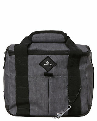 New Rip Curl Sixer 2 Cooler Hydro Cooler Bag Polyester Lifestyle Fun Grey