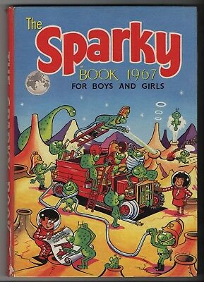 The Sparky Book 1967. For Boys and Girls