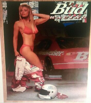 Sexy girl beer poster