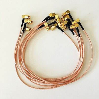 Custom Made SMA Cables for PSC RF multi / Zaxcom QRX