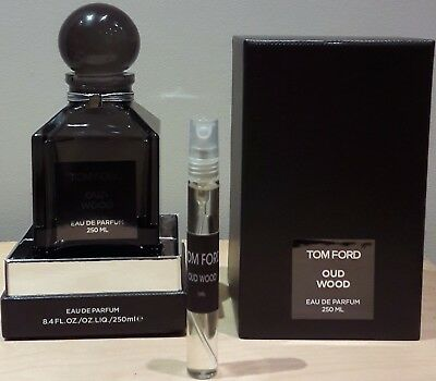 Tom Ford - OUD Wood - Unisex Eau De Parfum - 10ML (RRP: £30.00) - 100% Genuine