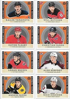 U PICK EM LOT 2017-18 17-18 OPC O-Pee-Chee Update Retro RC Base cards set