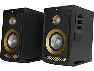 Rosewill 2.0 Ch 60W Subwoofer Speaker System for Gaming, Music & Movies, SP-7260