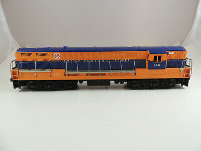 Lionel #2341 Jersey Central Fm Locomotive With Caparelli Shell