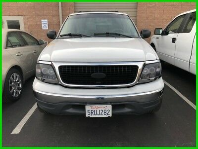 2002 Ford Expedition XLT 2002 Ford Expedition XLT Used 4.6L V8 16V Automatic RWD SUV