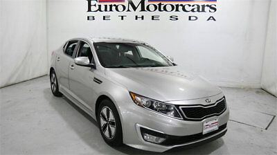 2013 Kia Optima EX kia optima hybrid lx ex 12 13 14 used silver