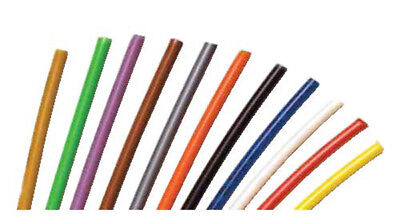 25 - 100' 1/4 Air Line Hose, Suspension, Pneumatic, Brakes, 4 Colors, DOT