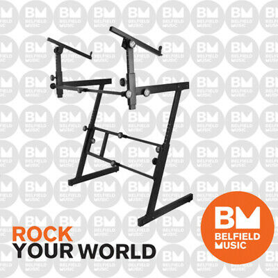 On Stage 2 Teir Z Keyboard Stand OnStage - Brand New