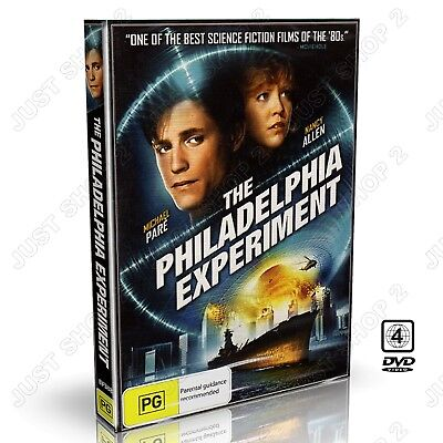 The Philadelphia Experiment (1984) : Sci-Fi : New DVD