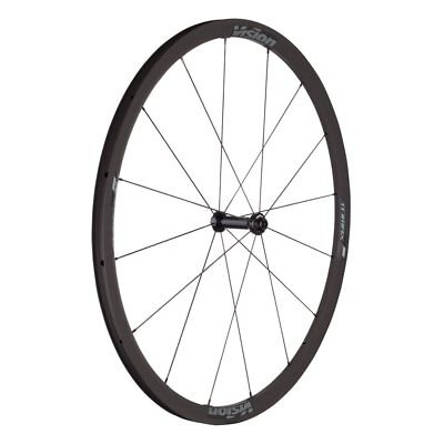 Wheelset TRIMAX 25 KB Clincher rim 25mm compatible Shimano 10/11 V Vision Bicycl