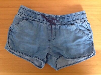 Country Road Girls Denim Blue Shorts Size 8