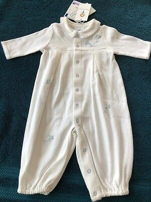 Florence Eiseman Boy's Infant Convertible Gown/ Sack New with Tags